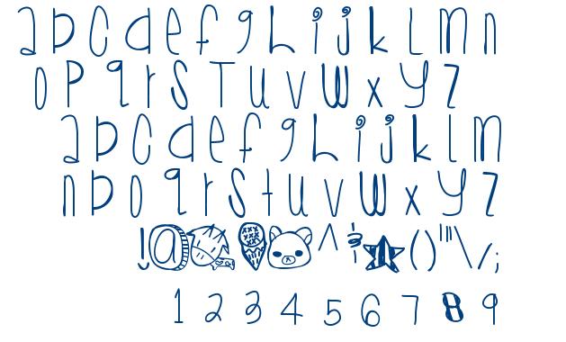 Sugar Cone font
