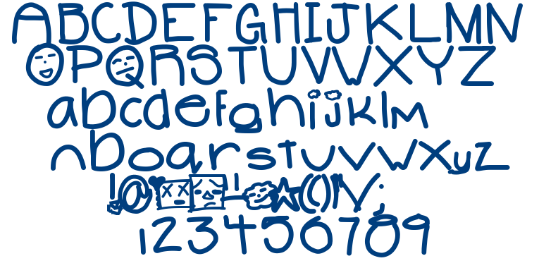 Systamatic font