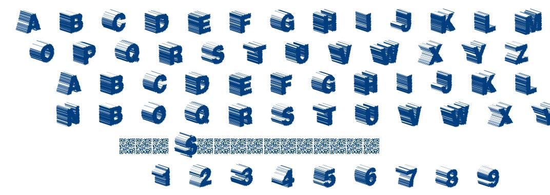 Twerk Fifty font