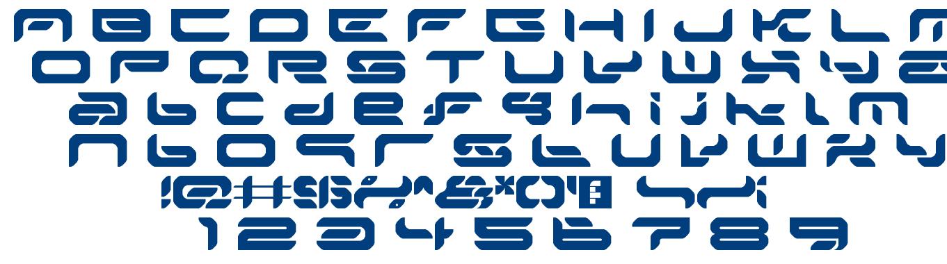 Mionta font