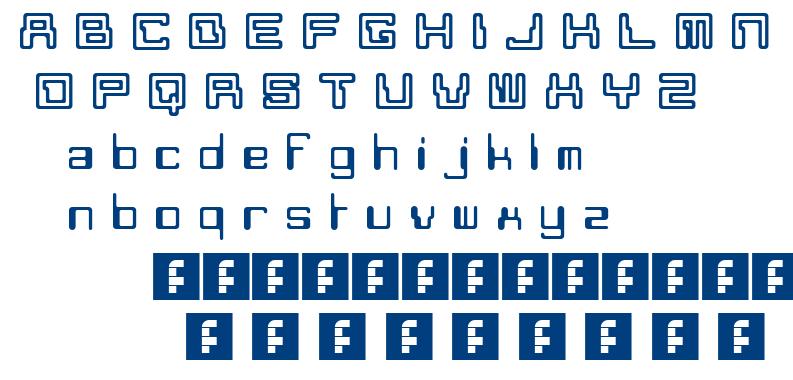 Moonmonkey font