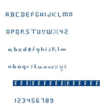 Poppin Pills font