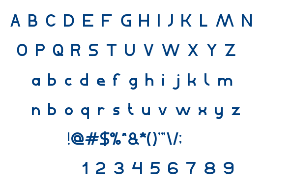 Bahasa Indonesia font