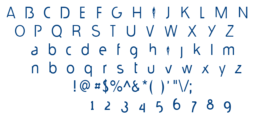 Durselinvenice2015 font