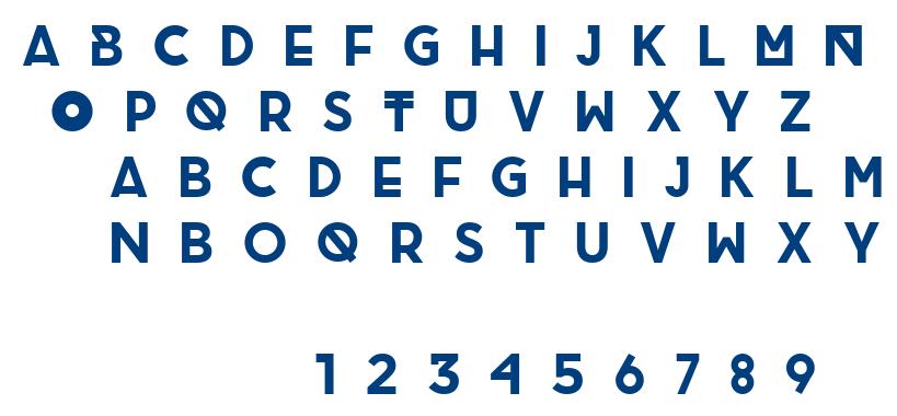 Brig font