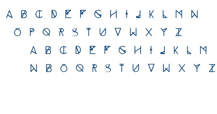 Parley font