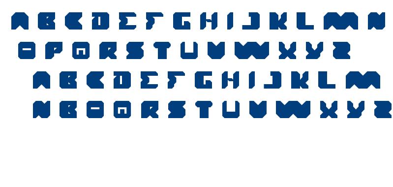 translation font