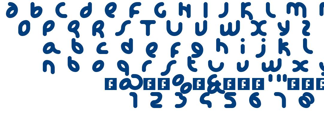 Happi font