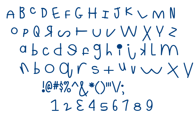 This Is Ridiculous font