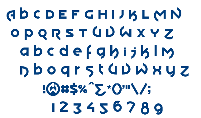 Will.i.am Shake.Spears font