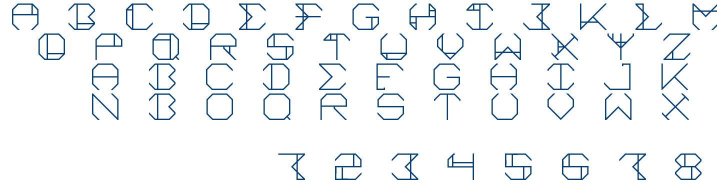 Aurora font
