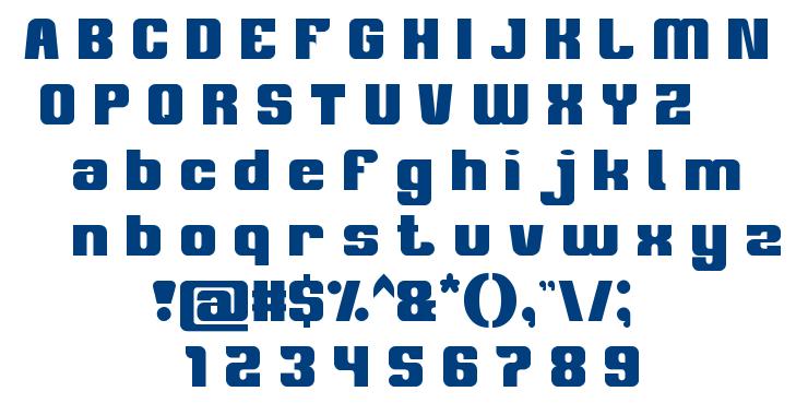 philosophy font