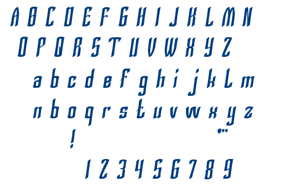 Silver Knight font