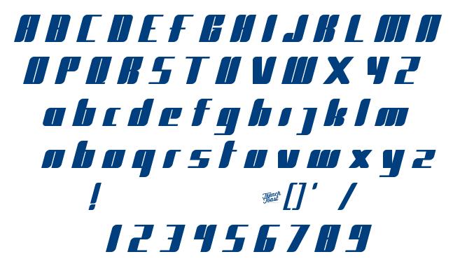 Gent font