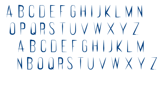 Feral font