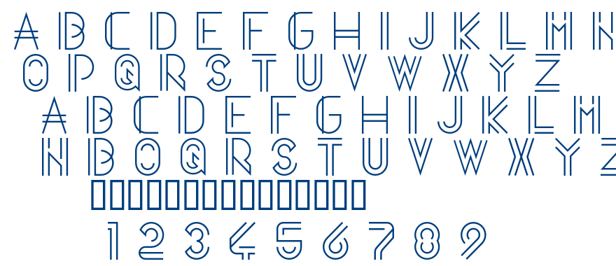 Quasith font