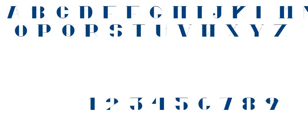 Cortes font