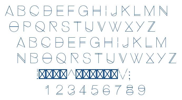 Hipstelvetica font