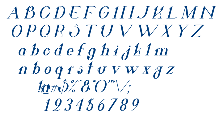 Valkyrie font