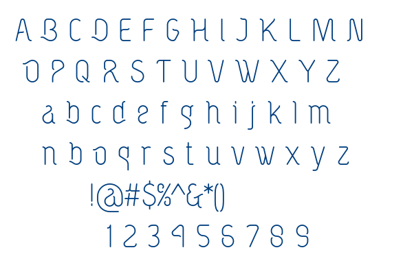 Vetka font