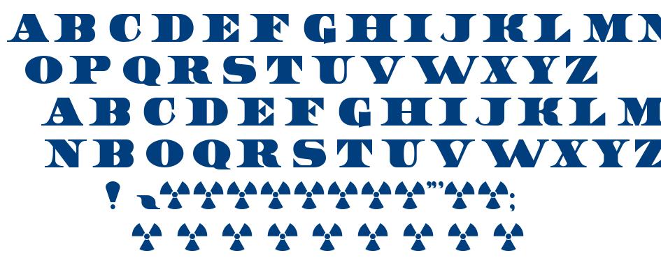 Dollar font
