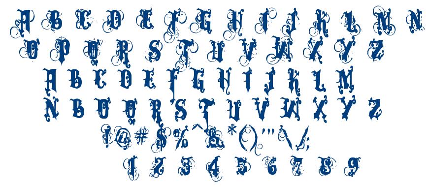 Domin Atrix font