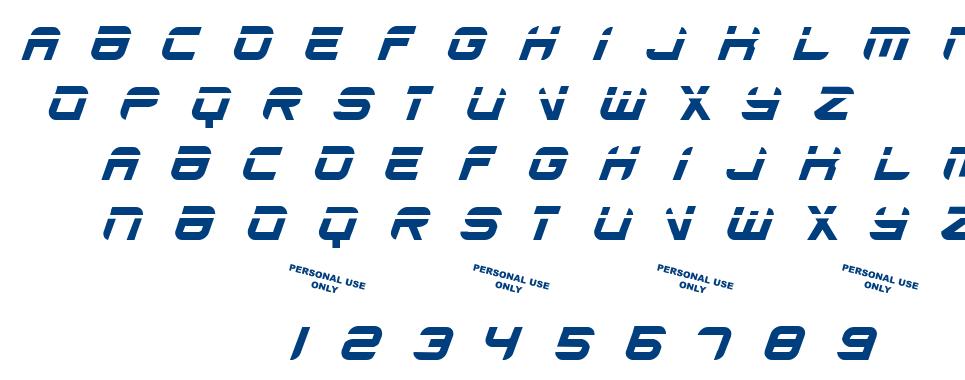 ESPIN font