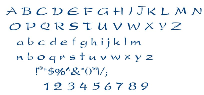 Kudasa font