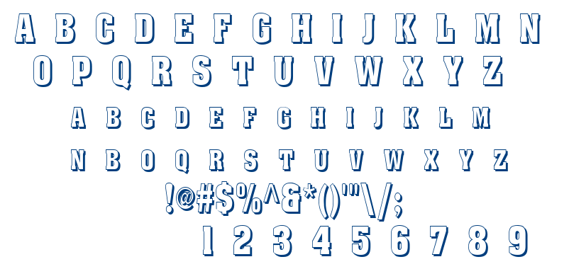 State font