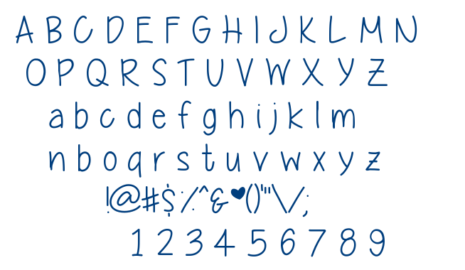 Yummy Cupcakes font