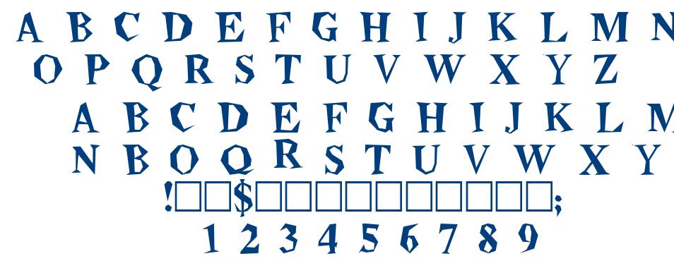 Beatnik font