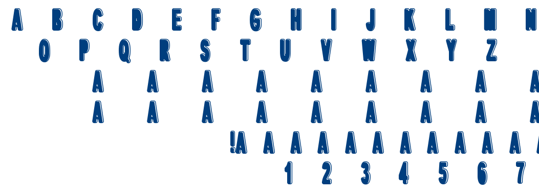 Dpopper font