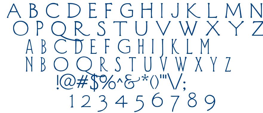 Diehld font