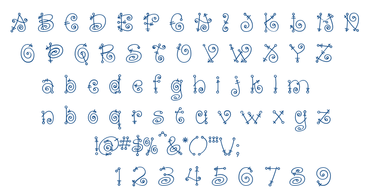 Fairy Tale font