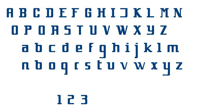Nspirat font