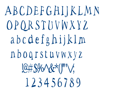 Spacw font