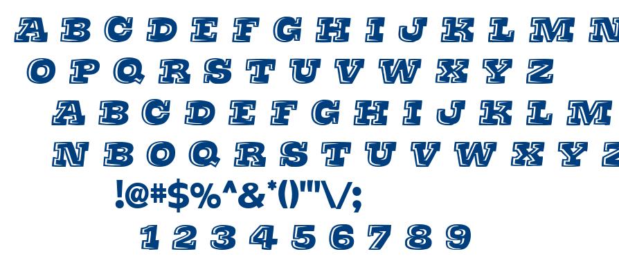 Thats font