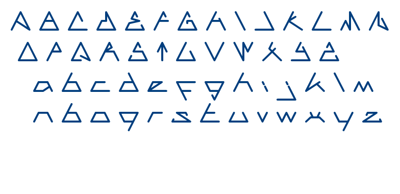 CECILE font