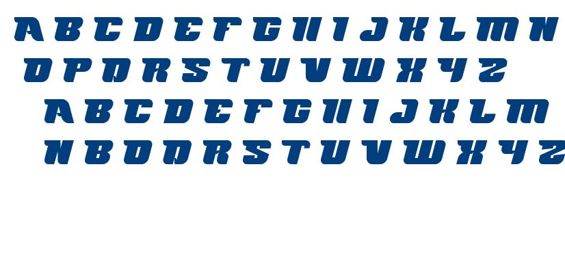 FUTURISM font