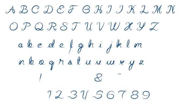 Hall of Fame font