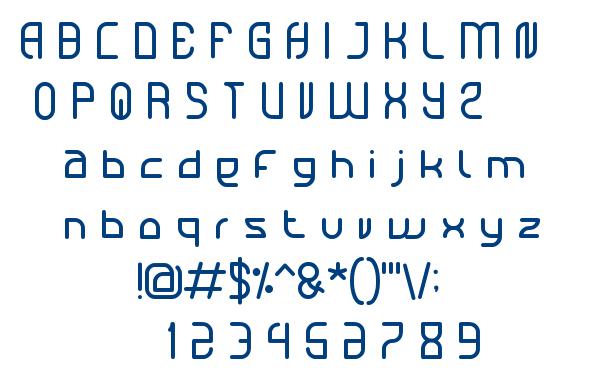 Katarzyna font