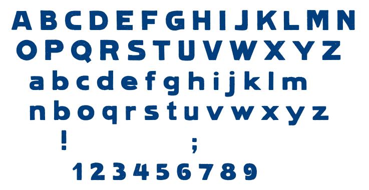 Lietz lindauhamburg font