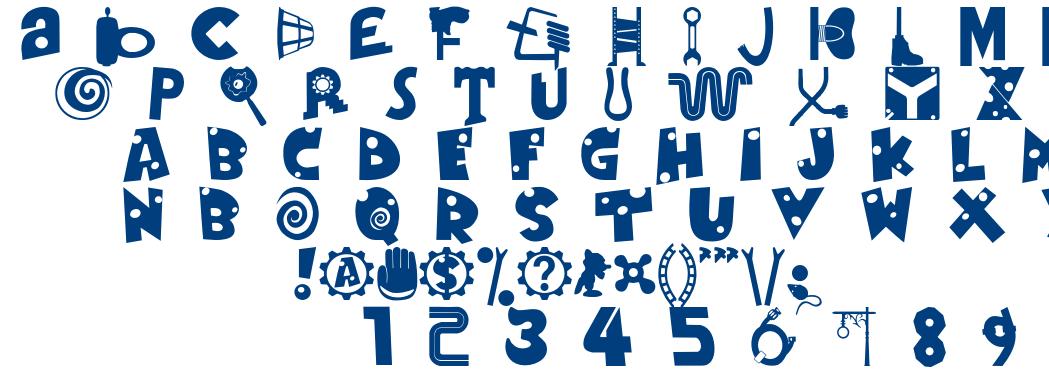 Mouse Trap font