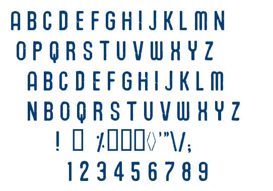 Union agrochem Font font