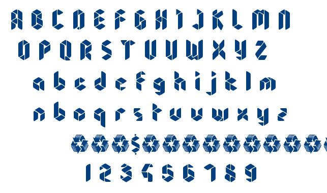 Sheandy font