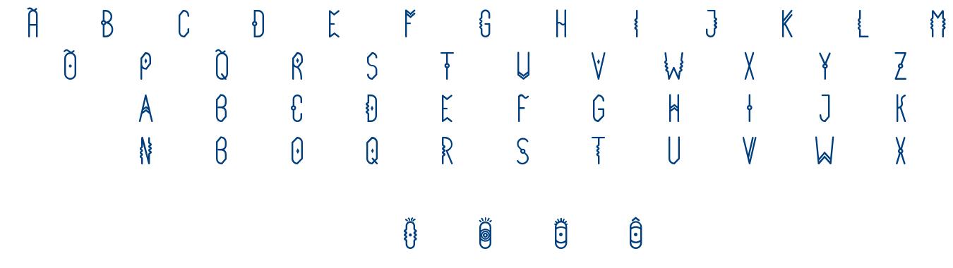 Loco font