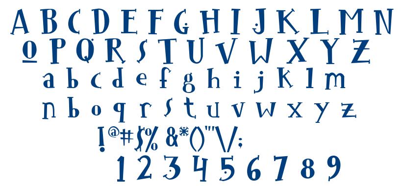 Parenkima font