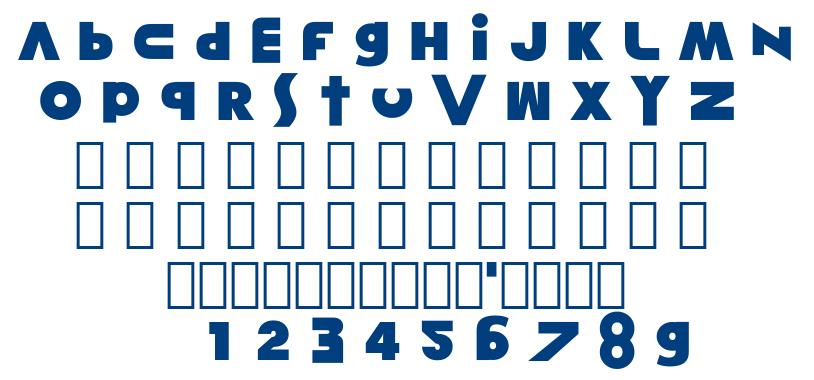 Misunderstanding font