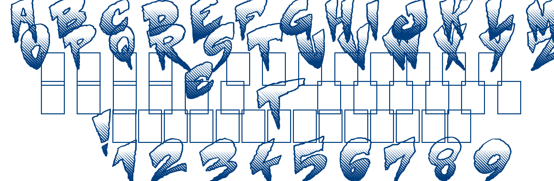 Mystery font