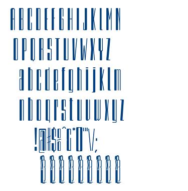 A Sogra Ruth font